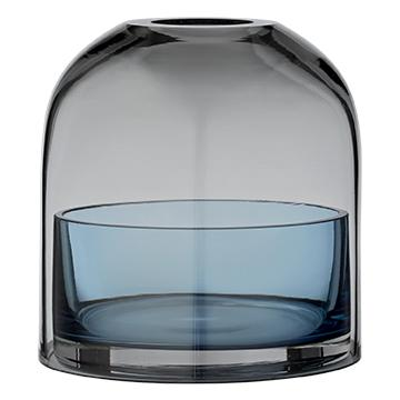 AYTM Tota Tealight Lantern Black/Navy