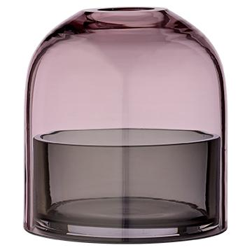 AYTM Tota Tealight Lantern Black/Rose