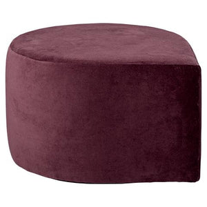 AYTM Stilla Pouf- Bordeaux