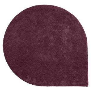 AYTM Stilla Rug - Bordeaux