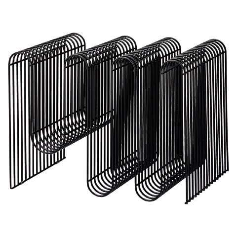 AYTM Curva Magazine Holder Black
