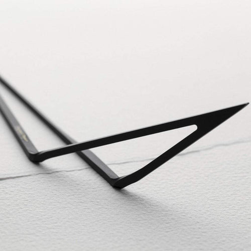 Beyond Object Lino Letter Opener Black