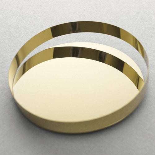 Beyond Object Orbis Fruit Bowl Medium Gold