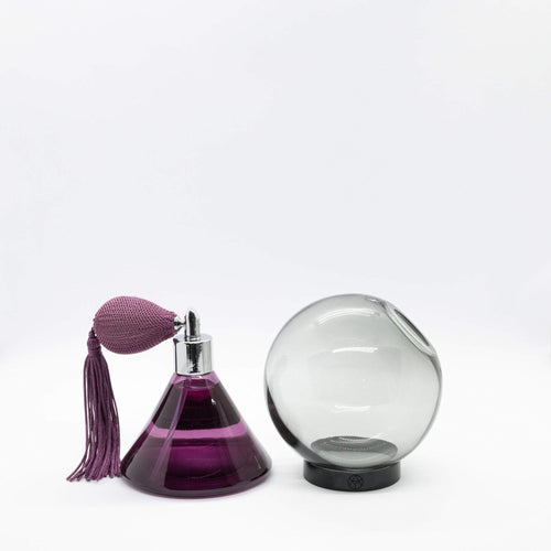 Gift Pack- Home Fragrance and Globe Vase