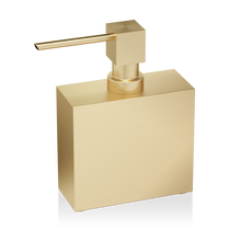Load image into Gallery viewer, Decor Walther Bathroom DECOR WALTHER DW 470 Soap Dispenser - Gold Matt