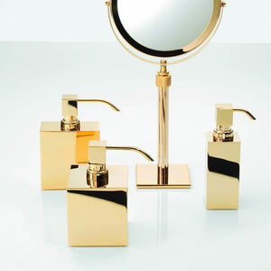 DECOR WALTHER DW 470 Soap Dispenser - Gold Matt