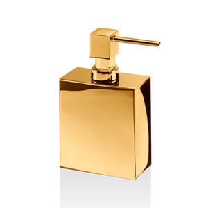 Decor Walther DW 470 Soap Dispenser- Polished Gold