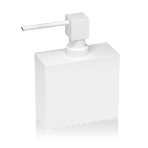 DECOR WALTHER DW 470 Soap Dispenser- White Matt