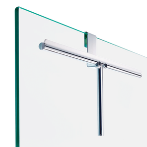 DECOR WALTHER EASY Bath Wiper - Chrome