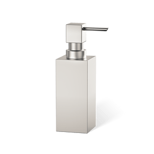 DECOR WALTHER Soap Dispenser in Nickel Satin