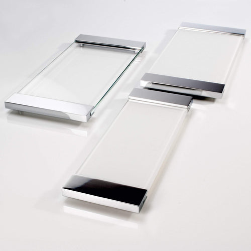 Decor Walther TAB 37 Large Tray- Chrome