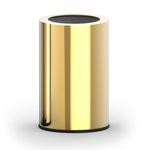 Décor Walther ROOMS Paper Bin- Gold