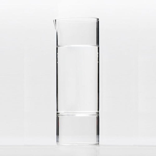 Fferrone Revolution Crystal Glass Carafe