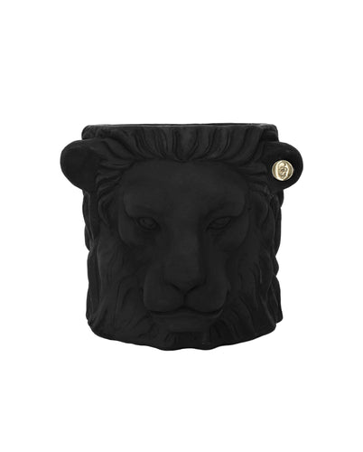 Garden Glory Black Lion Pot- Small