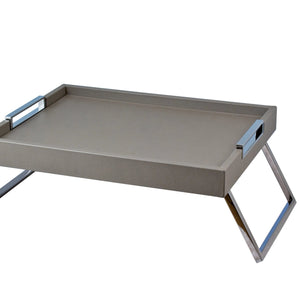 Giobagnara Vic Bed Tray- Light Grey
