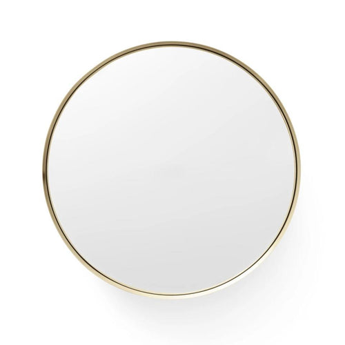 Menu Darkly Mirror Brass- M