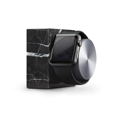 Native Union Dock for Apple Watch - Marble - Black