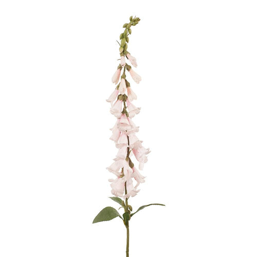 Faux Flower Foxglove- Cream