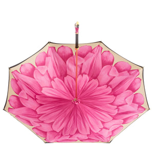 Pasotti Umbrella Flamingo Double Cloth