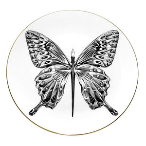 Perfect Plates: Butterfly Pen - Small