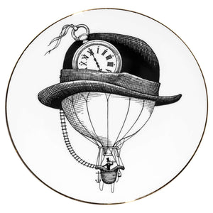 Perfect Plates: Balloon Bowler Hat - Small