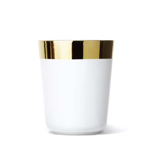 Sieger by Fürstenberg DESIRE Espresso or Vodka Cup in White Gold