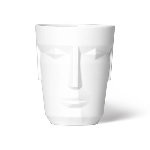 Sieger by Fürstenberg Gin & Cocktail Tumbler PROMETHEUS Face- White satin