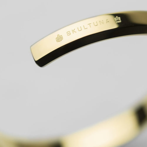 Icon Cuff Gold Plated