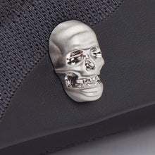 Load image into Gallery viewer, Wolf1834 Jewellery WOLF Memento Mori Triple Watch Roll - Black