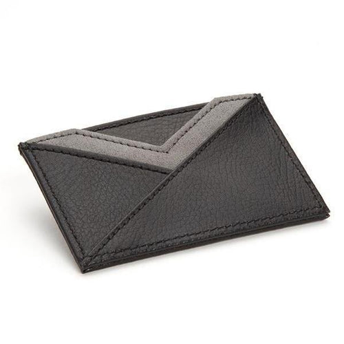 WOLF Howard Card Wallet - Black