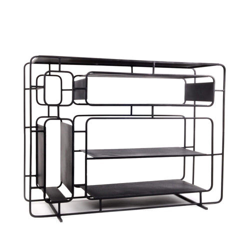 XLBoom Project S Bookcase Room Divider