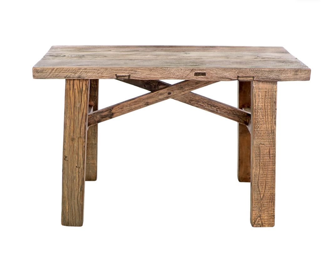 Elm Side Table, Rectangle