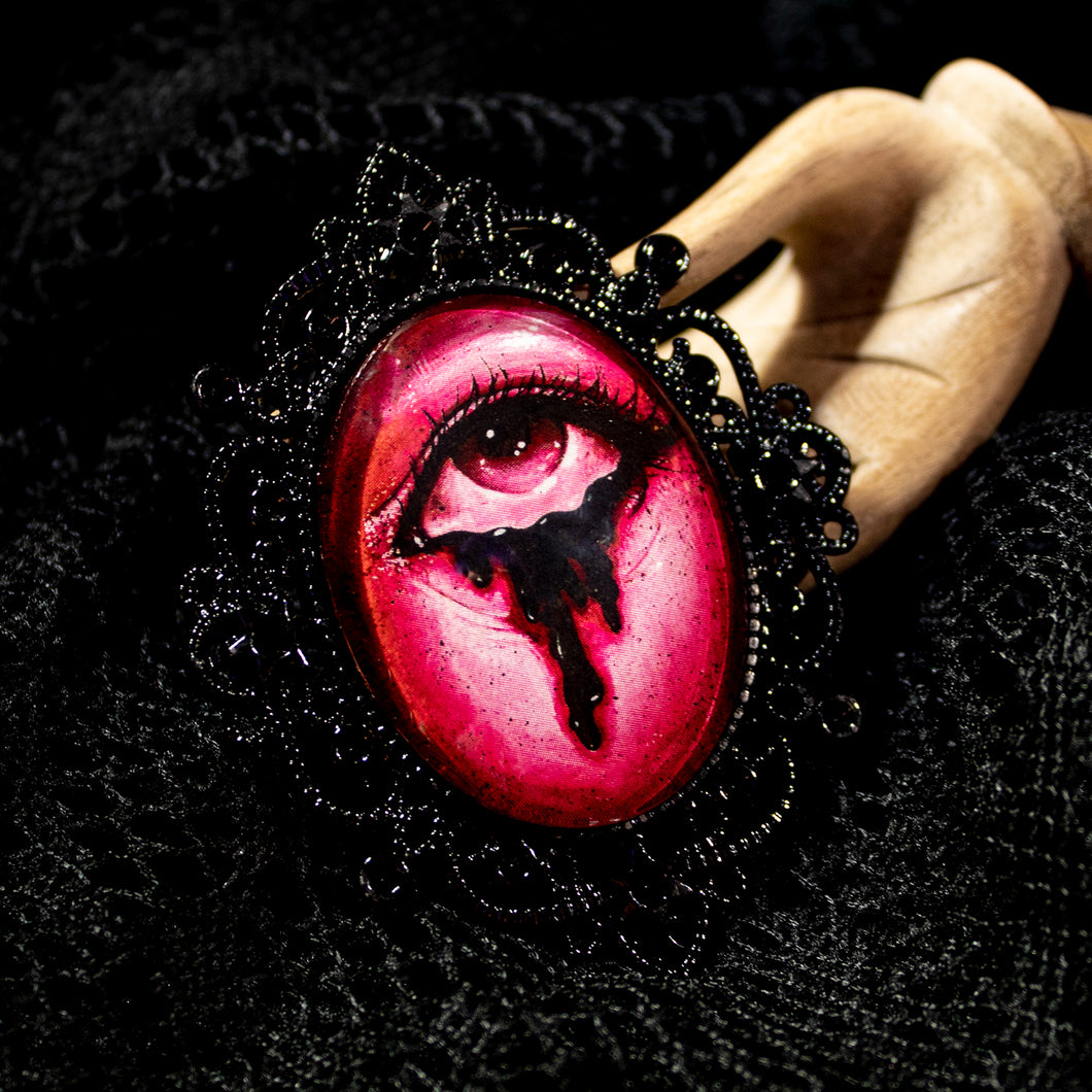 Demon Eye Pendant 1