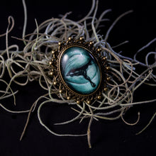 Ghostly Brooch 11