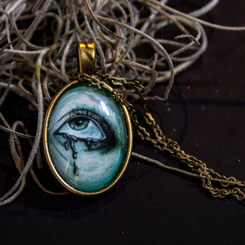 Ghostly Pendant 27