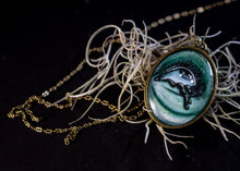 Ghostly Pendant 16