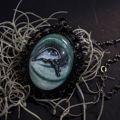 Ghostly Pendant 5
