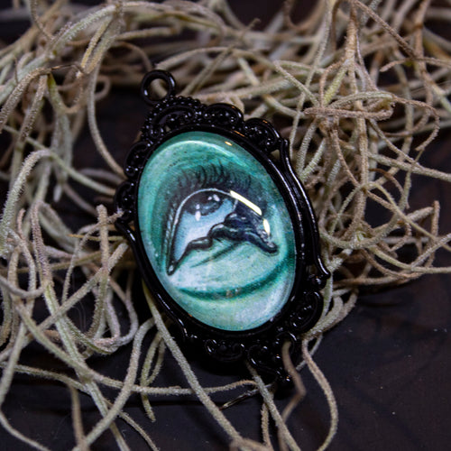 Ghostly Pendant 21