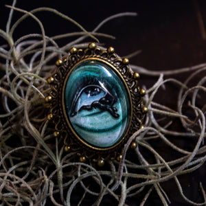 Ghostly Brooch 13