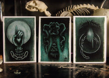 Gravestone Symbolism -ORIGINAL SET OF THREE
