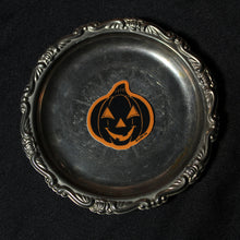 Grinning Pumpkin - Trick or Treat Sticker