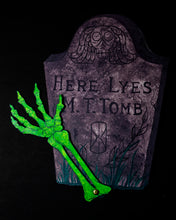 Tombstone Halloween Decoration - Original Art