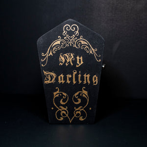 Custom Coffin Trinket Box