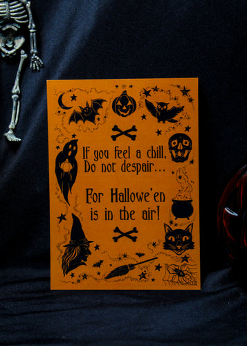 Trick or Treat Print