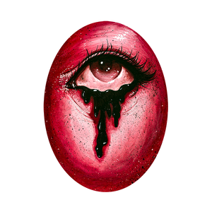 Demon Eye Giclee Print
