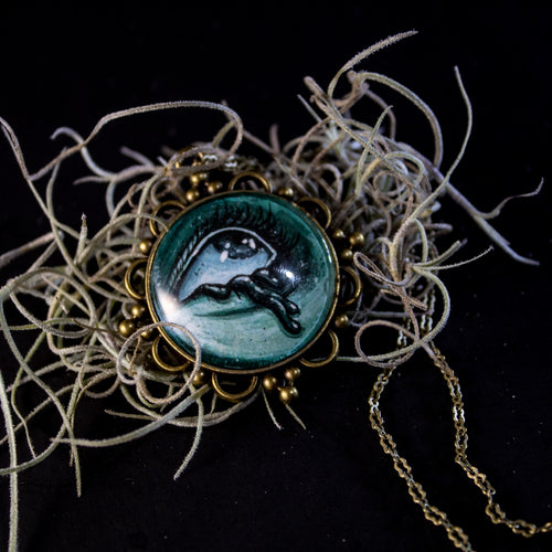 Ghostly Pendant 8