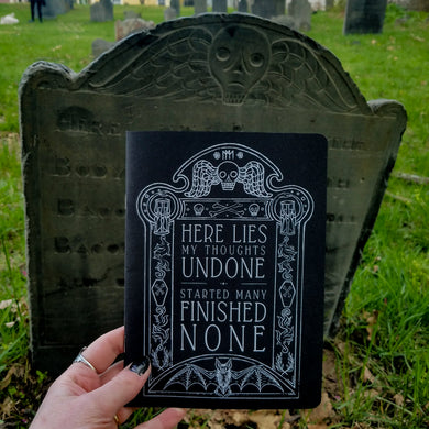 Gravestone Sketchbook