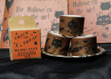 Trick or Treat Washi Tape