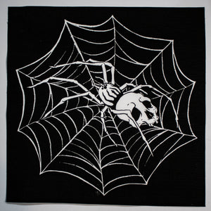 Webspinner Back Patch