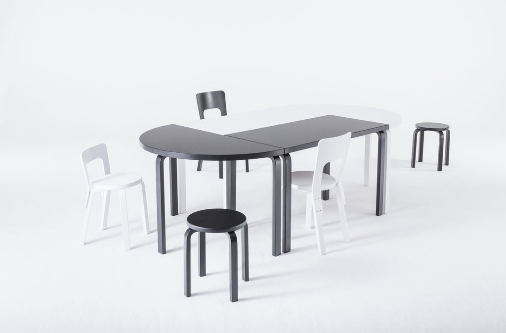 Alvar Aalto's L-Leg Collection